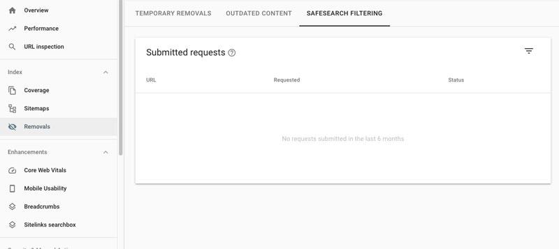 new way to remove URLs