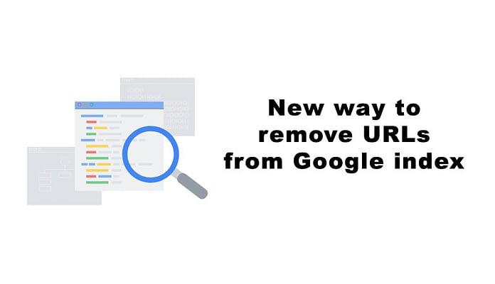 new ways to remove URLs