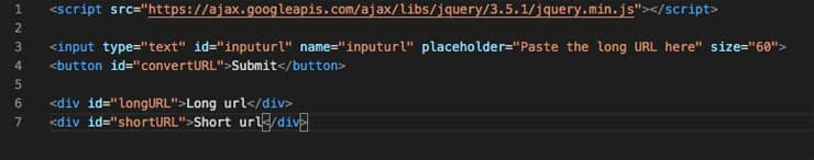 add jquery library