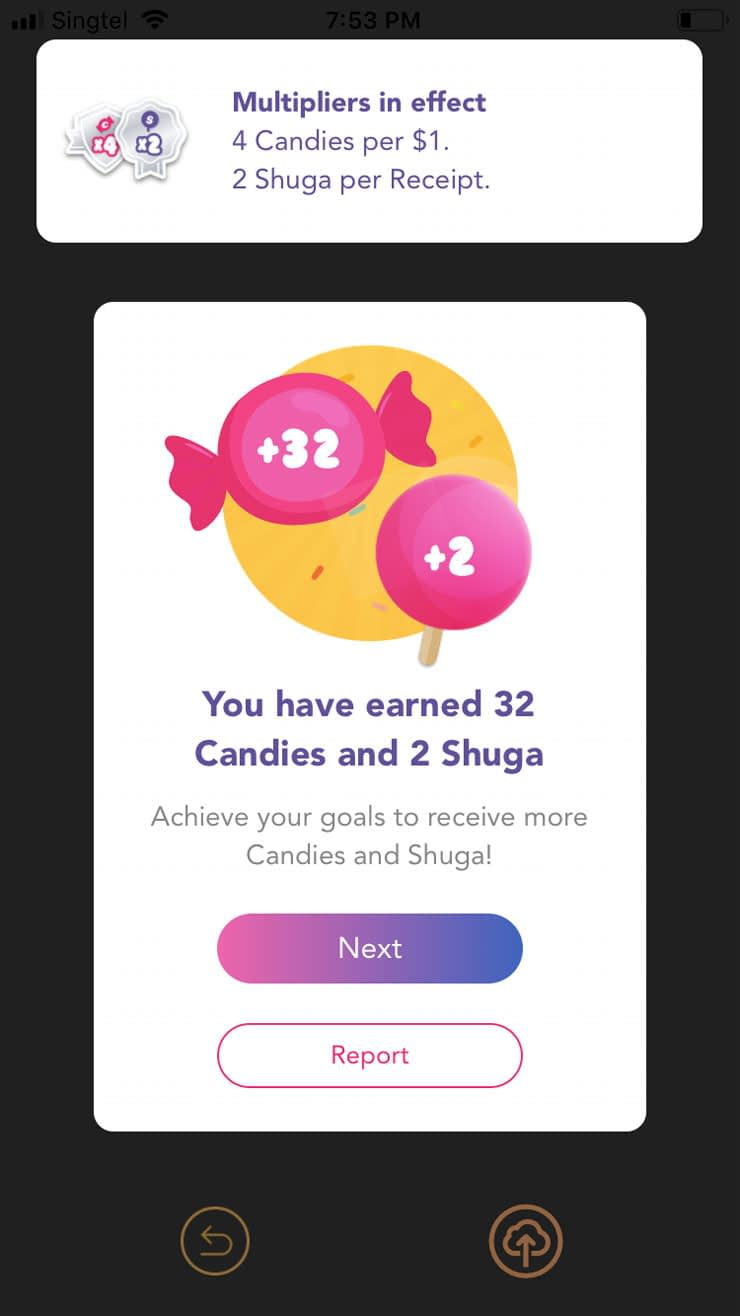 snap receipts for rewards 5