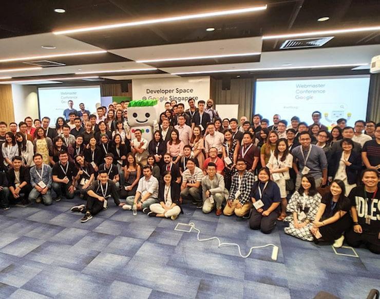 webmaster conference singapore participant