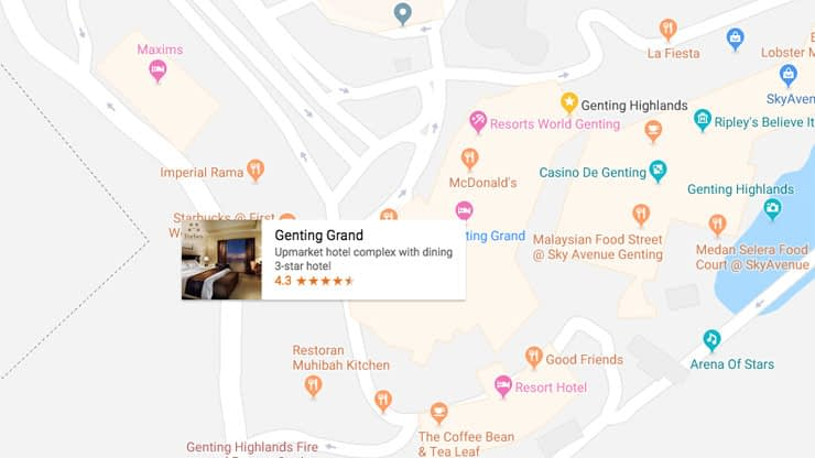 Genting Malaysia Hotels