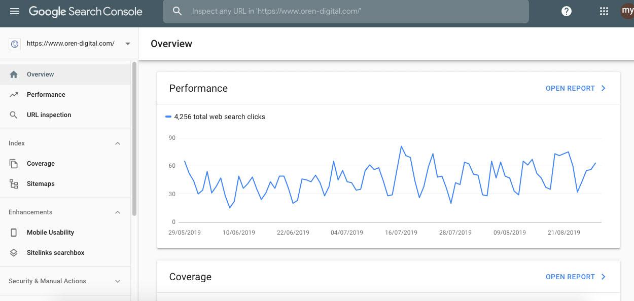 google analytics vs google search console image 2
