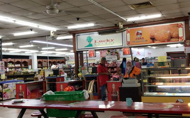 Genting Malaysia Yong Peng minimart